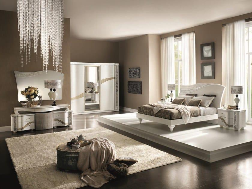 Classic style bedroom set MIRÒ | Bedroom set by Arredoclassic