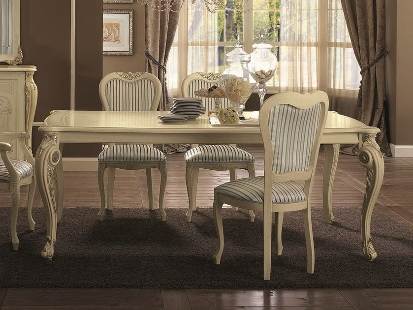 Classic style rectangular living room table TIZIANO | Table by Arredoclassic