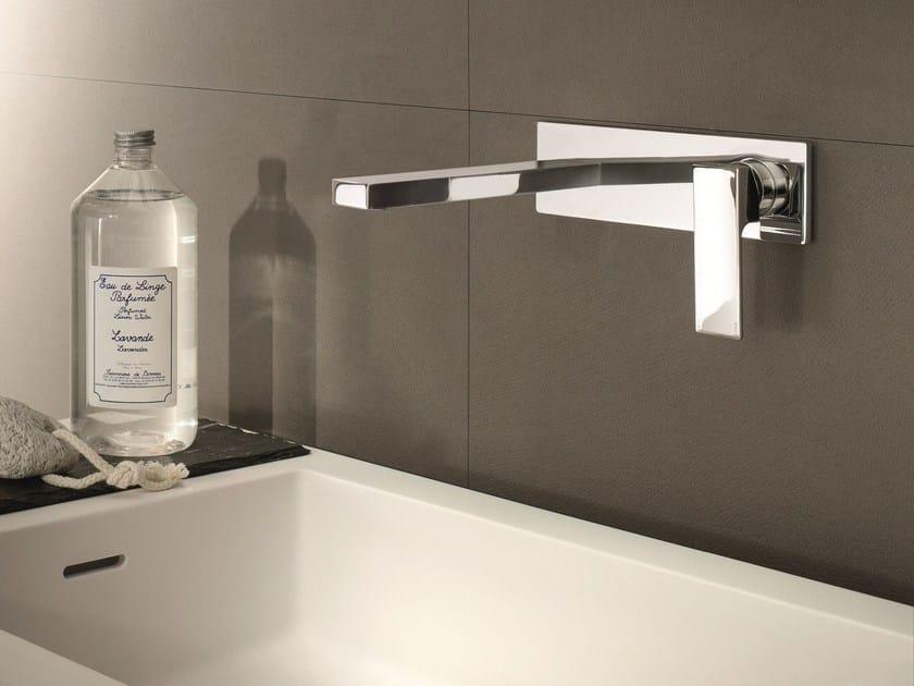 MINT | Miscelatore per lavabo con piastra
