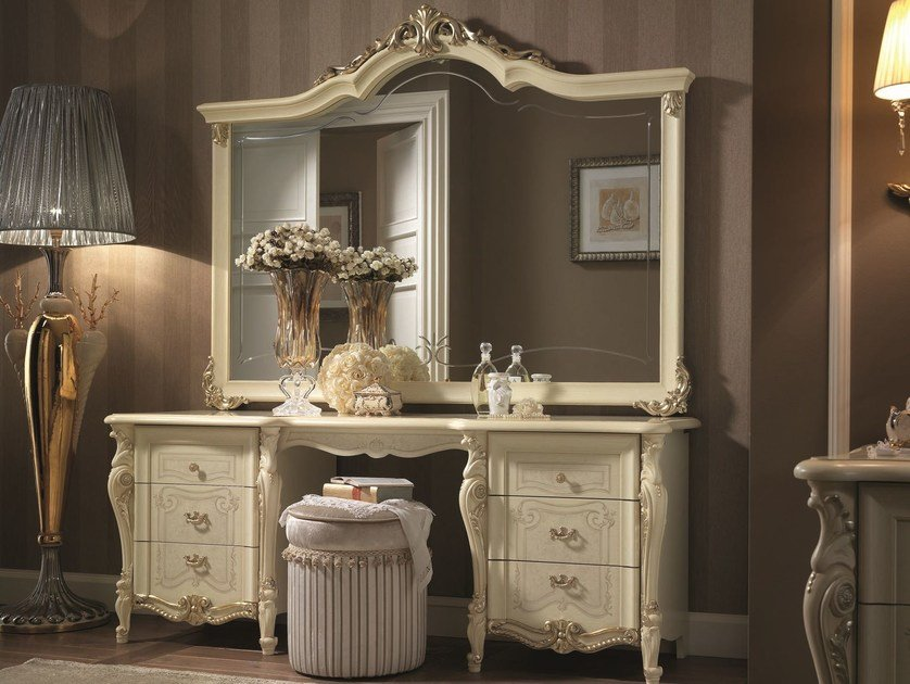 Classic style dressing table TIZIANO | Dressing table by Arredoclassic