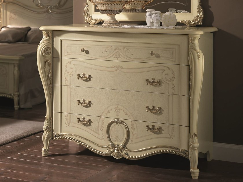 Classic style chest of drawers TIZIANO | Chest of drawers by Arredoclassic