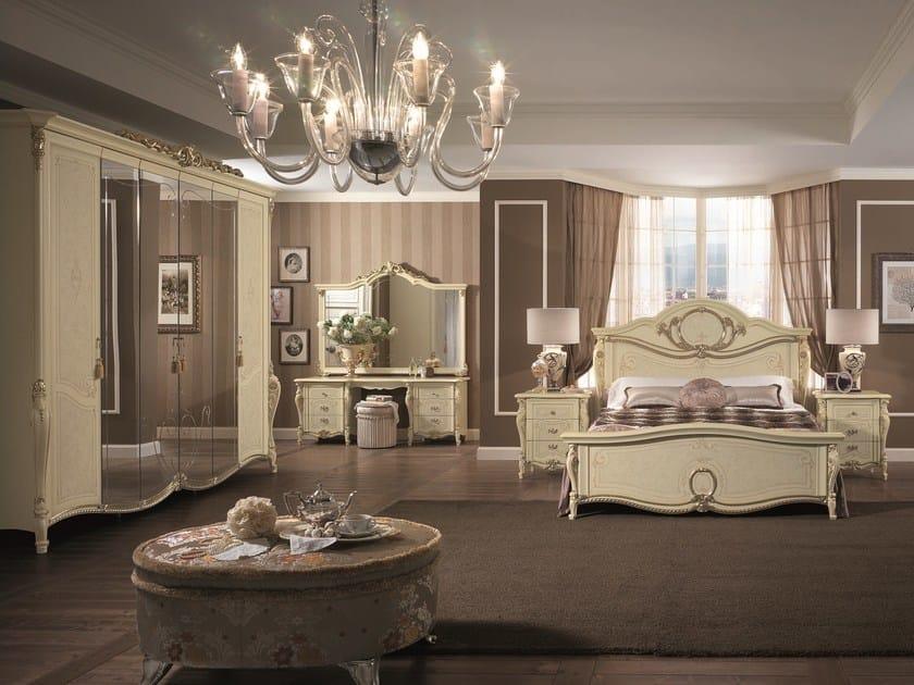 TIZIANO | Camera da letto By Arredoclassic