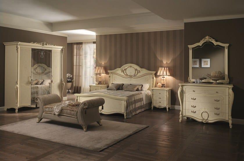 Camera da letto in stile classico TIZIANO | Camera da letto ...