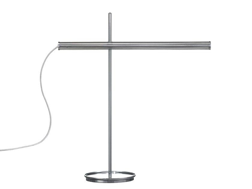 LED adjustable table lamp CRANE by Örsjö Belysning