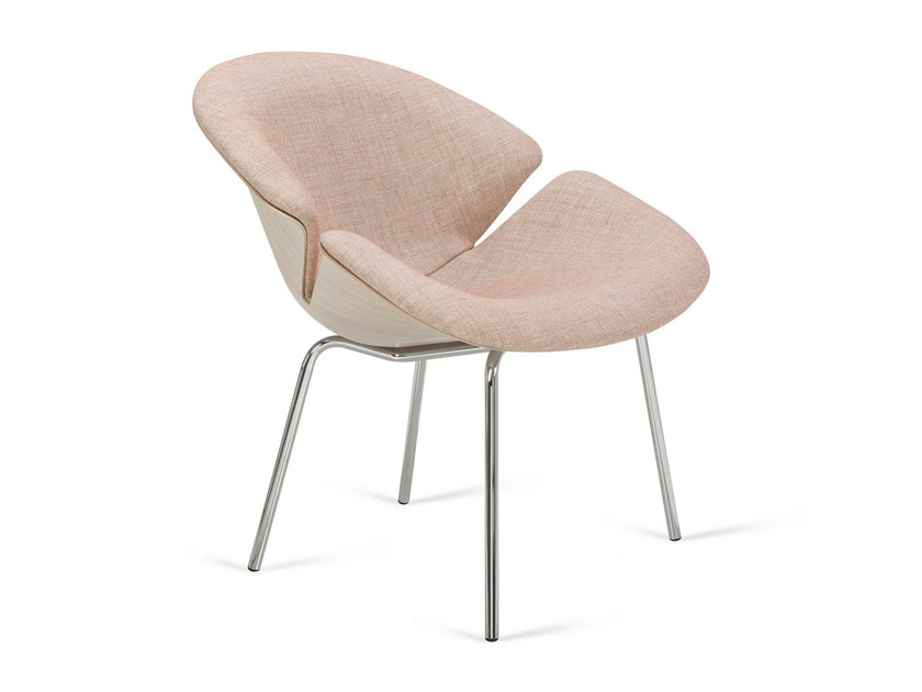Upholstered easy chair BLOOM | Easy chair by JORI