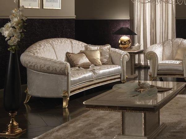 Classic style 3 seater sofa RAFFAELLO | 3 seater sofa by Arredoclassic