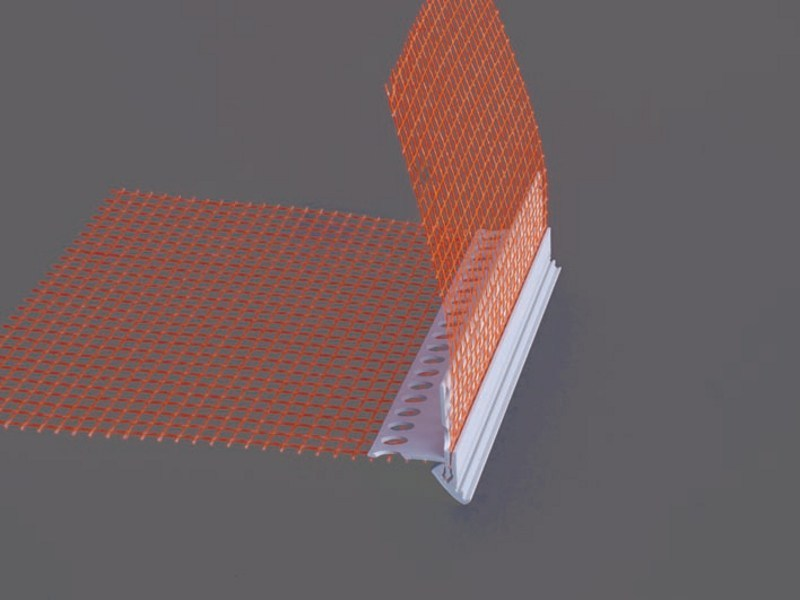 Edge protector PVC DRIP TOP by EDINET