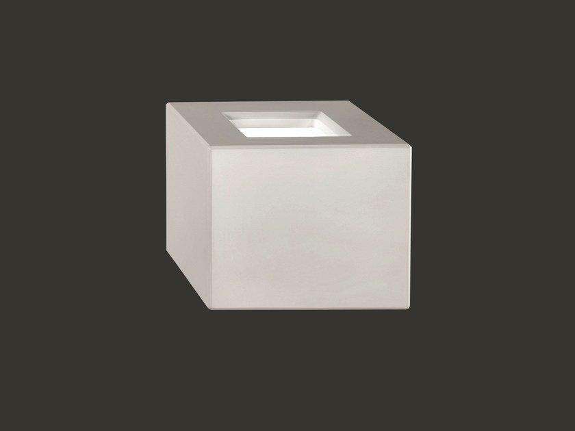 LED DurCoral® wall lamp NUSS by Buzzi & Buzzi