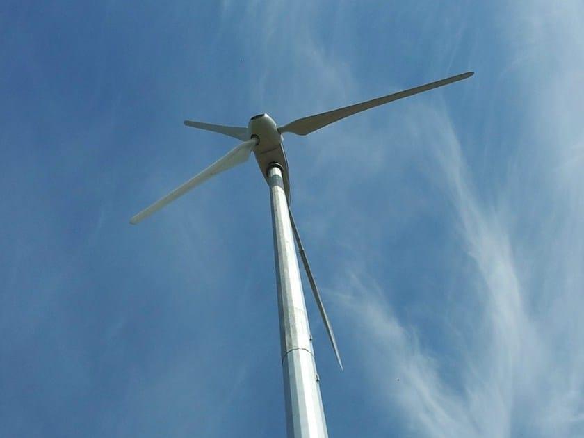 Vertical Wind power system MANNIGUST by MANNI ENERGY