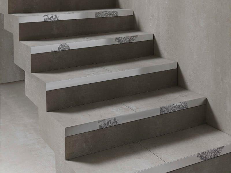 Step nosing NOVOPELDAÑO® ARTE by EMAC Italia