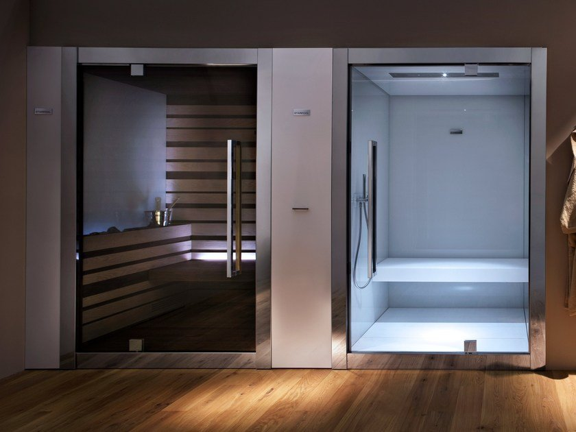 Sauna bagno turco sweet spa e sweet sauna by starpool design