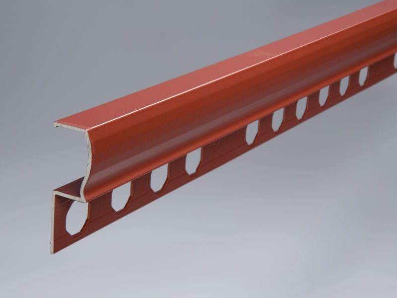 Decorative edge profile for walls NOVOLISTEL® INSOLIT by EMAC Italia