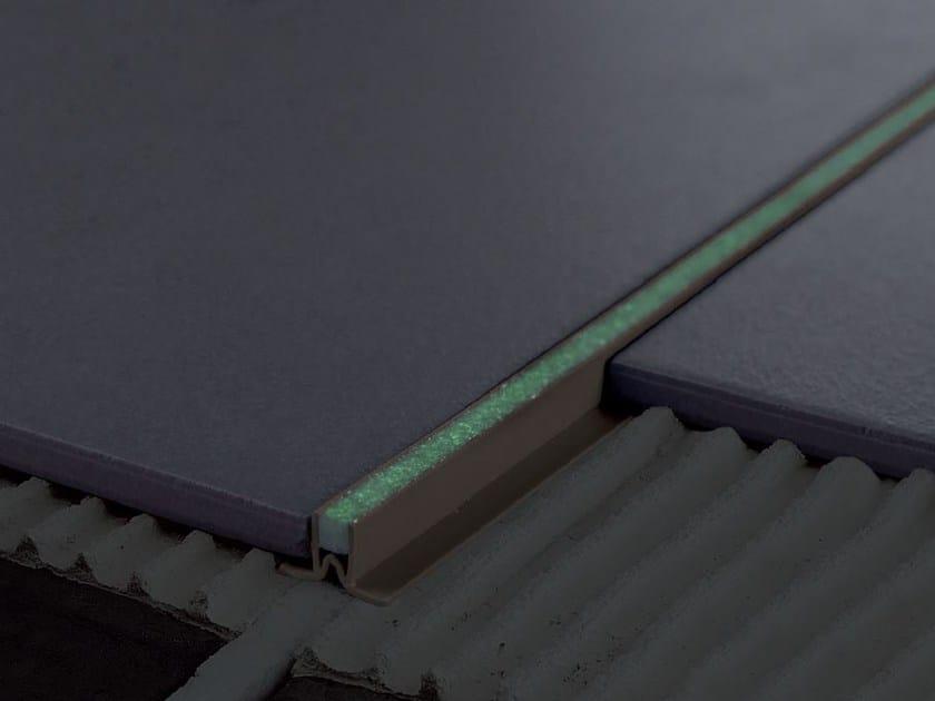 PVC Flooring joint NOVOJUNTA® LUMINA by EMAC Italia