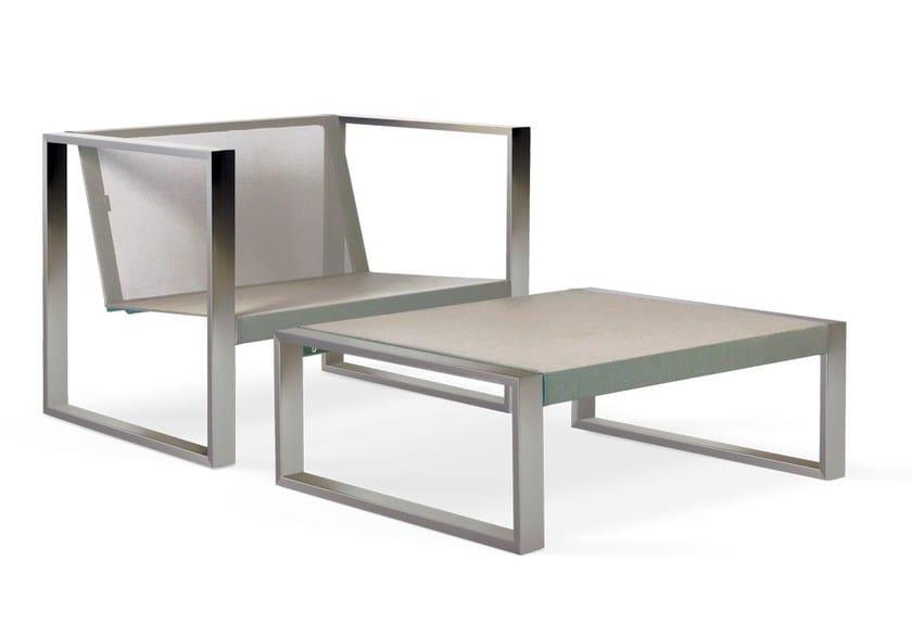 PoggiapiediPouf Lounge In Piecera 78 Fueradentro Da Giardino Batyline® xdBoeC