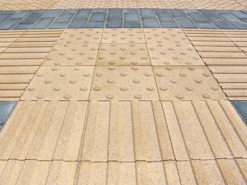 Paving block PERCORSI by FERRARI BK