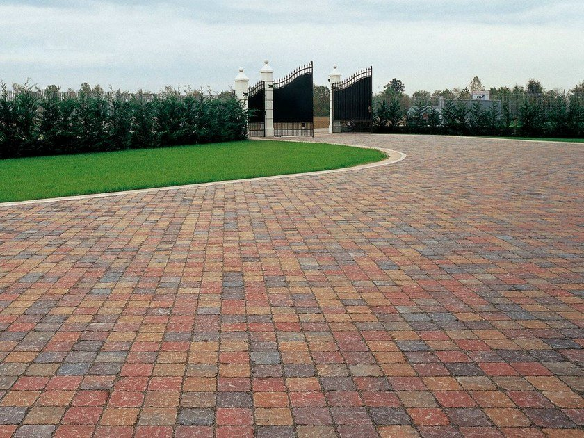 Paving block RUSTICO® by FERRARI BK