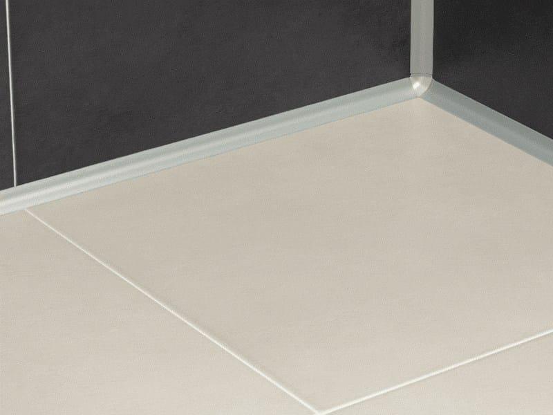 Antibacterial methacrylate edge profile for floors NOVOESCOCIA® by EMAC Italia