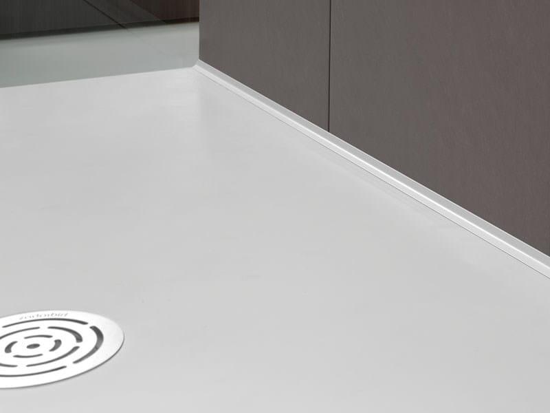 Antibacterial edge profile for floors NOVOESCOCIA® S by EMAC Italia