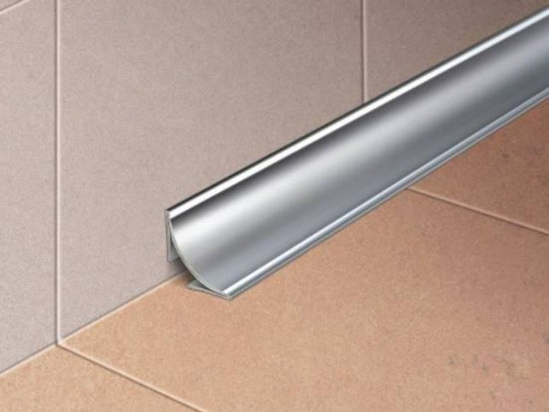Edge profile for floors NOVOESCOCIA® 4 by EMAC Italia