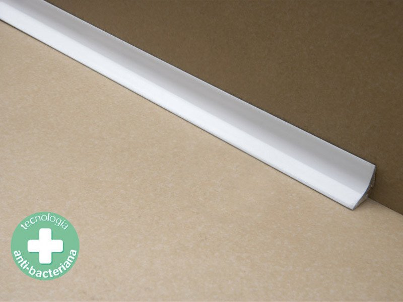 Antibacterial edge profile for floors NOVOESCOCIA® 4 MINI   Antibacterial edge profile by EMAC Italia