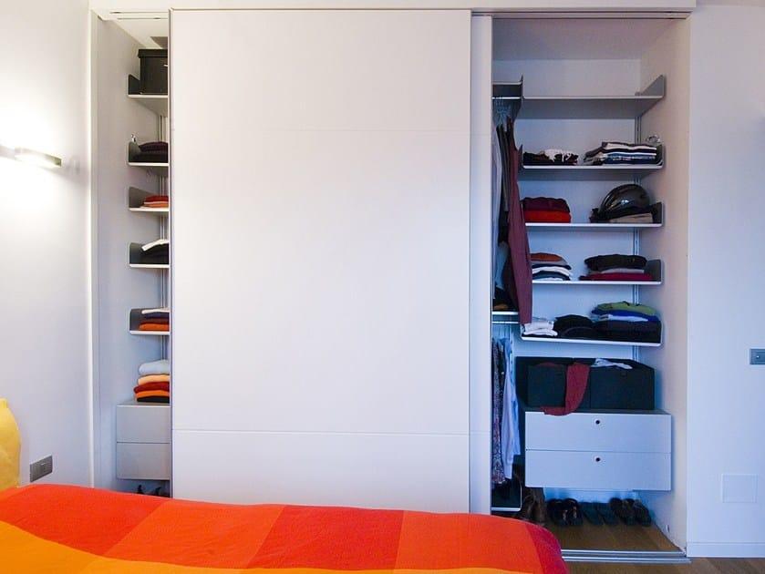 Cabina Armadio Rotante : Cabina armadio componibile in alluminio k1 cabina armadio