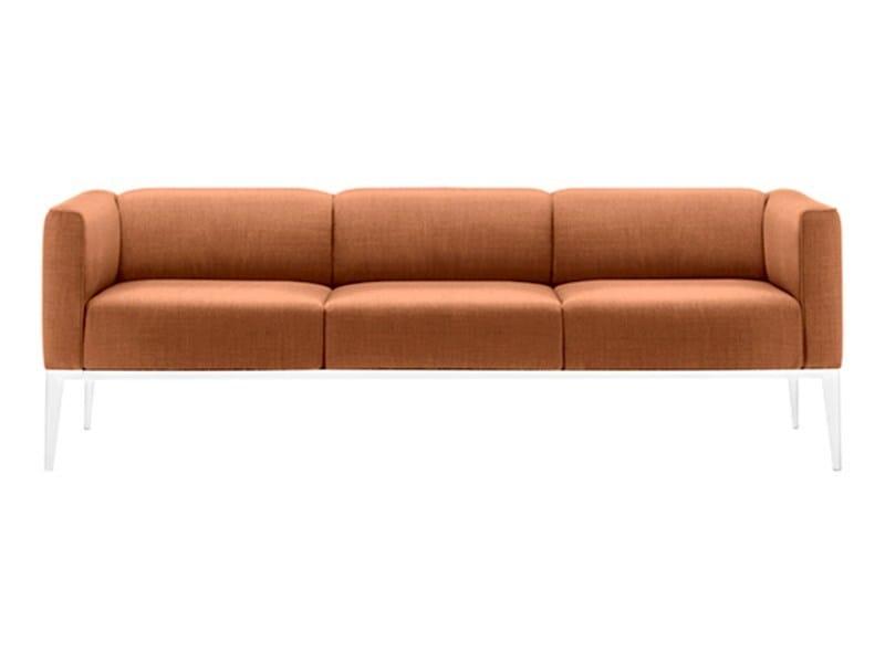 3 seater sofa SEAN | 3 seater sofa by arper