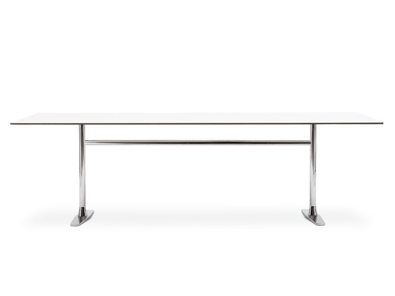 Wooden table PROPELLER | Rectangular table by Offecct
