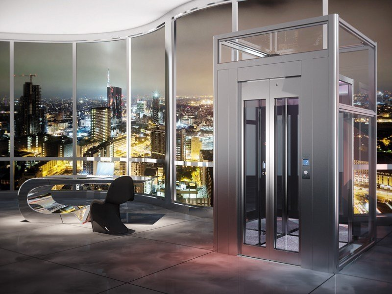 Lift / house lift DOMUSLIFT LIGHT TOUCH | House lift by IGV GROUP