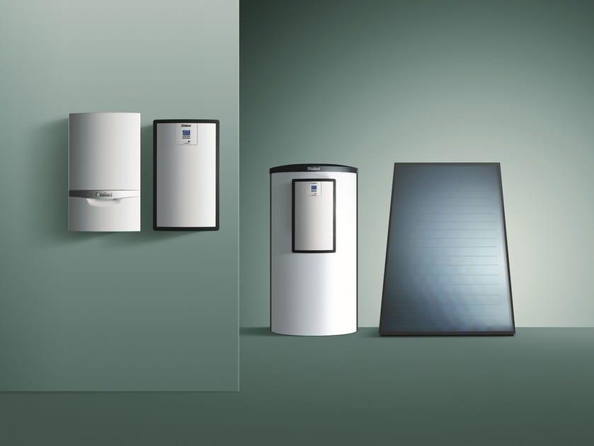 Solar heating system auroFLOW plus by VAILLANT