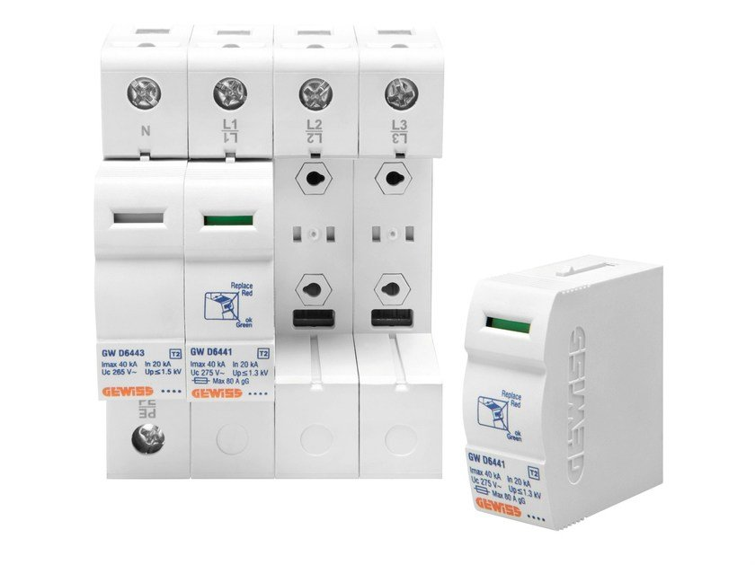 Lightning conductor and protection system LST by GEWISS