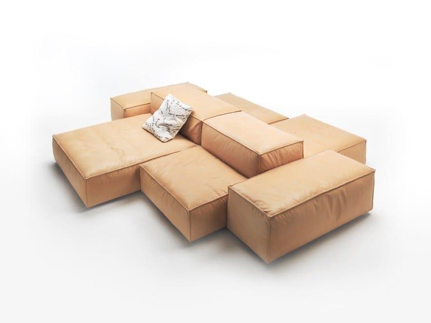 Modular sofa EXTRASOFT by Living Divani