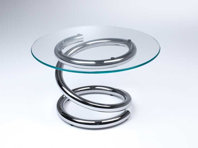 Crystal coffee table SPRING by Living Divani