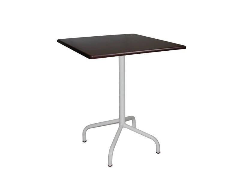 Iron contract table ARBRE-4 by Vela Arredamenti