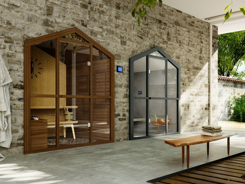 Sauna HSH - HOME SWEET HOME by Glass1989