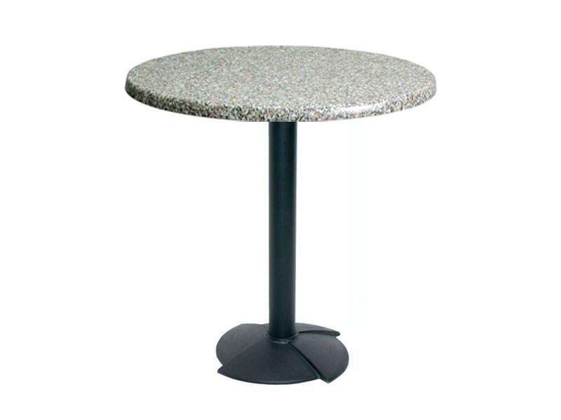 Cast iron table ELICA | Table by Vela Arredamenti