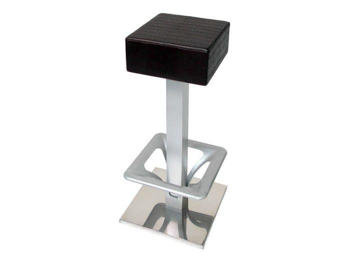 High swivel upholstered stool SG049FRAL | Stool by Vela Arredamenti
