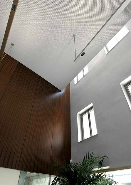Acoustic Plasterboard Ceiling Tiles Rigitone Activair 818 By