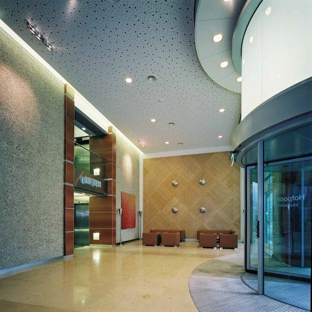 Acoustic Plasterboard Ceiling Panels Rigitone Activair 8 15 20 By
