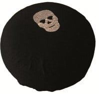 Fabric pouf with removable lining KIKKA PIRATES by Puffla
