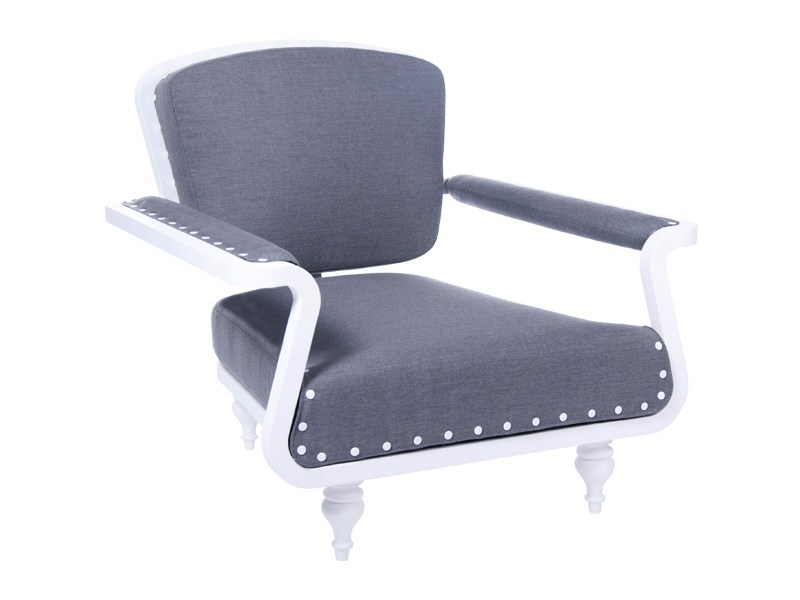 Garden armchair with armrests PARIS | Garden armchair by Sérénité Luxury Monaco