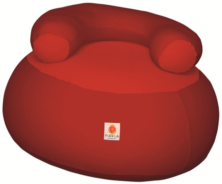 Cotton pouf with removable lining JELLY by Puffla