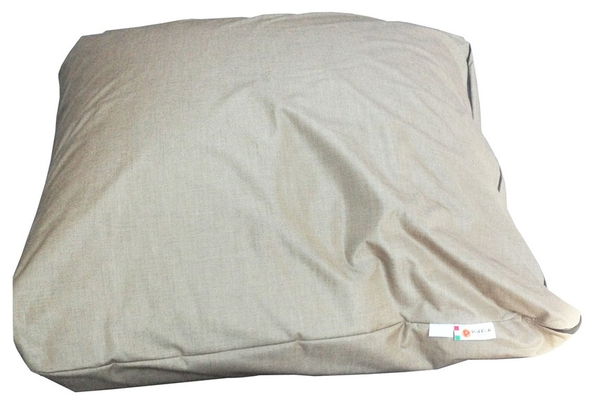 Cotton bean bag with removable lining CONFETTONE IMPERMEABILE by Puffla