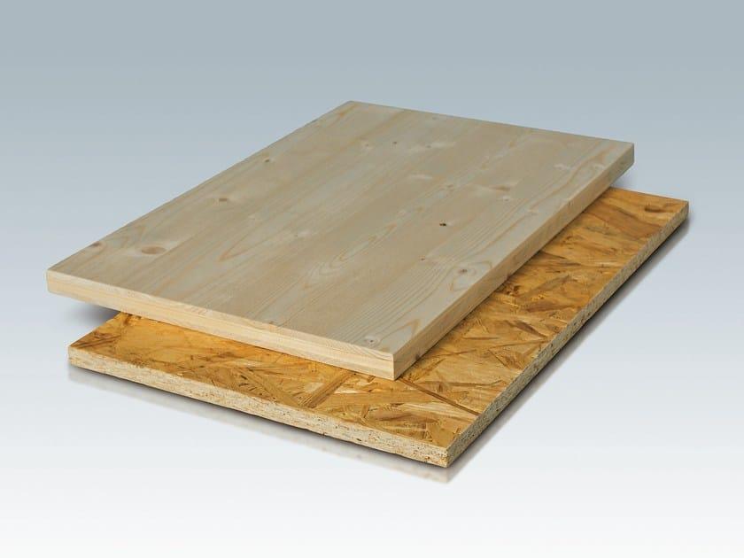 Pannelli multistrato per l 39 edilizia pannelli in legno by damiani holz - Tavole di legno per edilizia ...