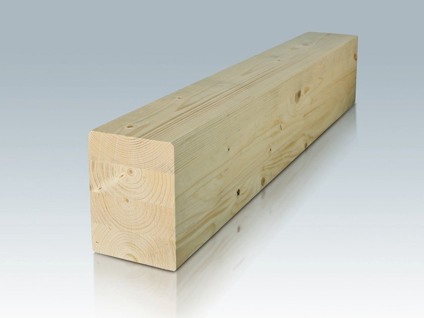Timber beam Timber beam by DAMIANI-HOLZ