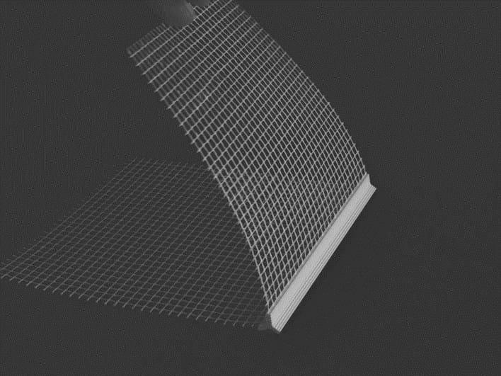 PVC Edge protector PVC DRIP FLEX by EDINET