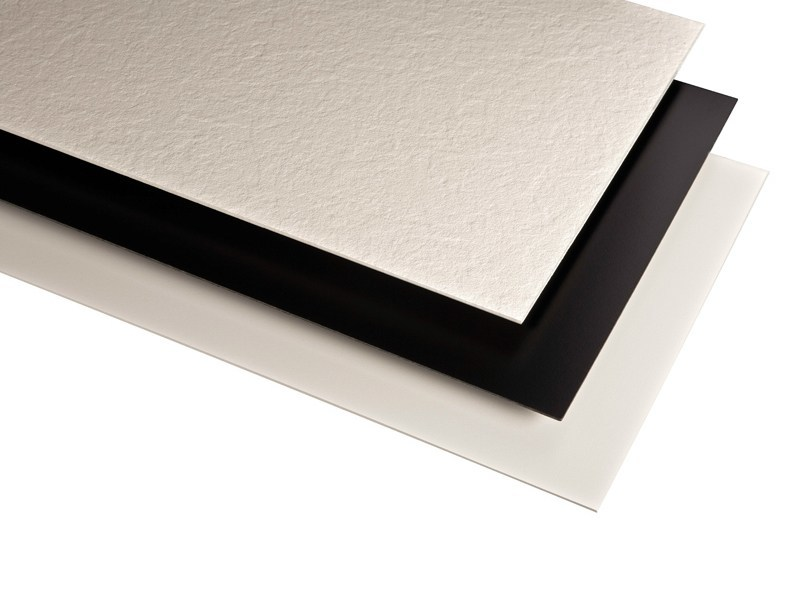 Wall/floor tiles MONOCHROM HPL® by Polyrey