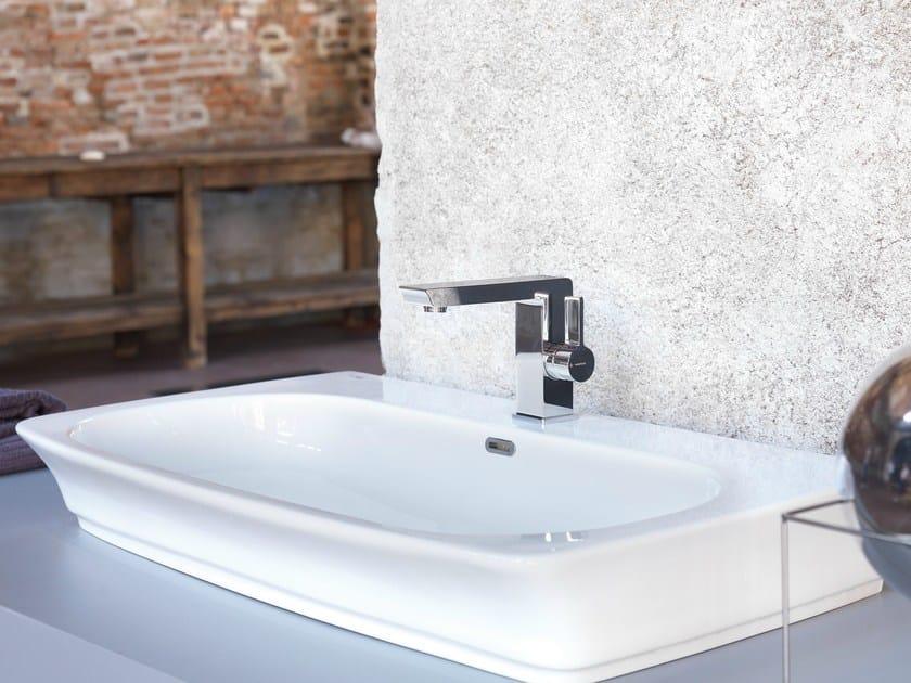 Miscelatore per lavabo monocomando senza scarico LIBERA | Miscelatore per lavabo by newform