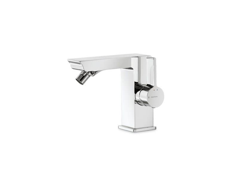 Single handle washbasin mixer without waste LIBERA   Washbasin mixer by newform