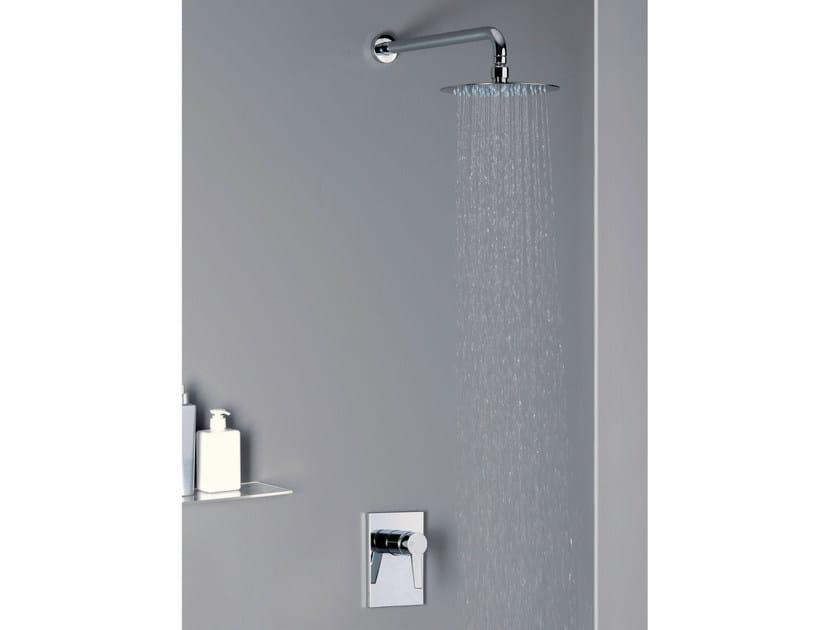 Euromade miscelatore per doccia con soffione by cristina