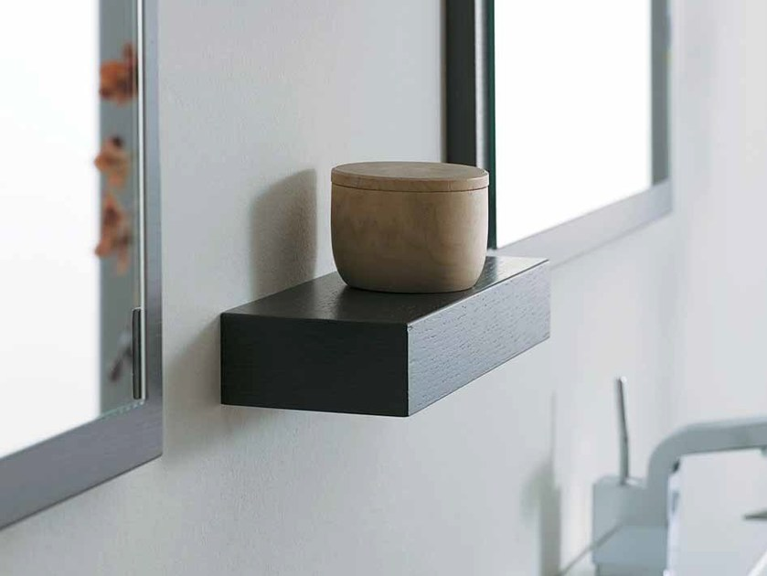 SYSTEM | Bathroom wall shelf By Mastro Fiore
